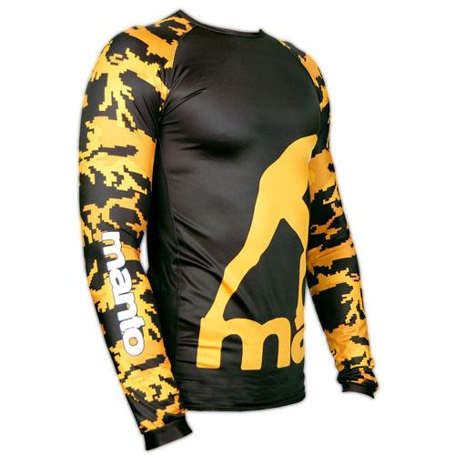 Manto Manto Digital Camo Long Sleeve Rashguard